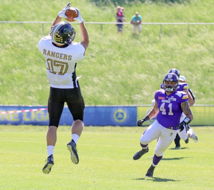Europe's Elite ― Youth American Football Prospects