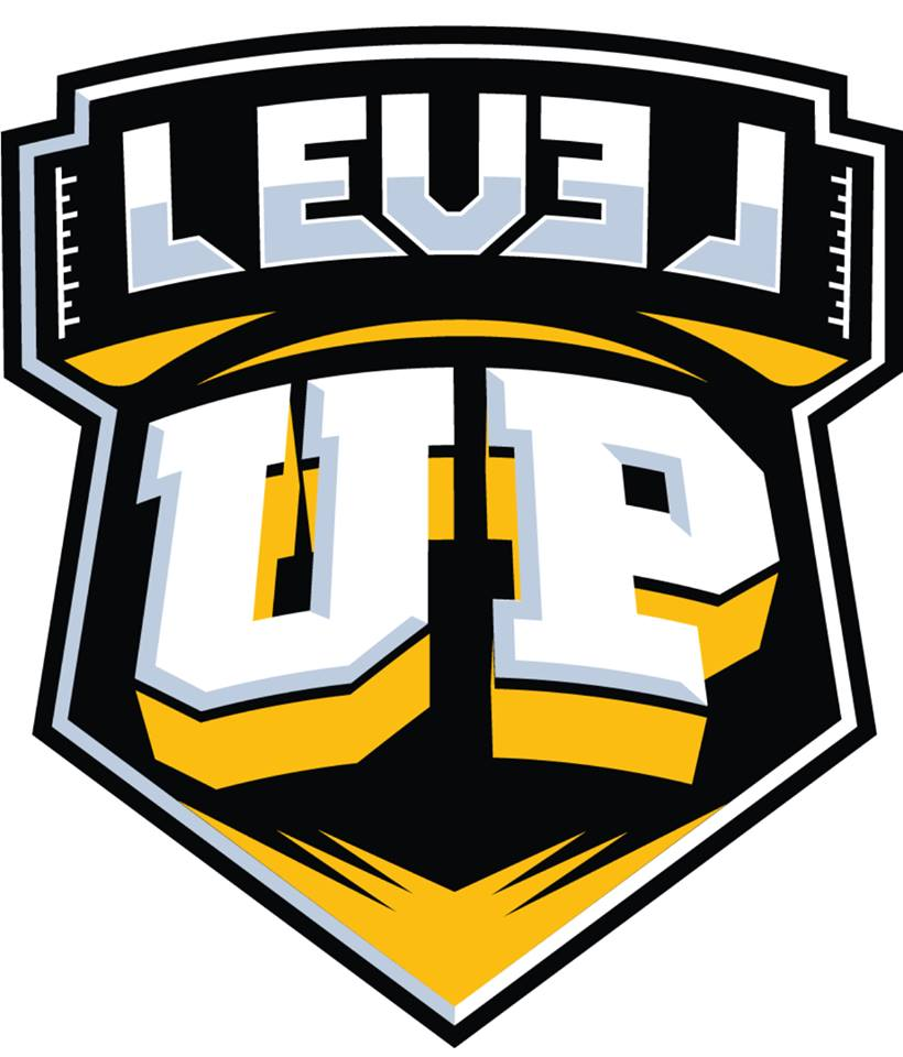 Level Up Sheild white